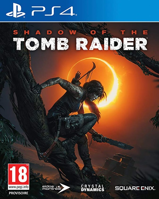 Retrouvez notre TEST : Shadow of the Tomb Raider - PC PS4 Xbox ONE