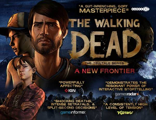 Illustration de l'article sur The Walking Dead: The Telltale Series A New Frontier