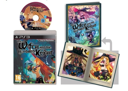 Illustration de l'article sur The Witch And The Hundred Knight sort aujourd'hui sur PS3