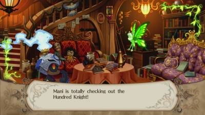 Illustration de l'article sur The Witch and the Hundred Knight :un nouveau trailer dévoilé