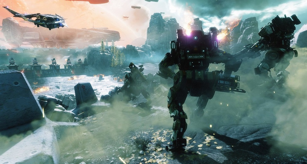 Illustration de l'article sur Titanfall 2
