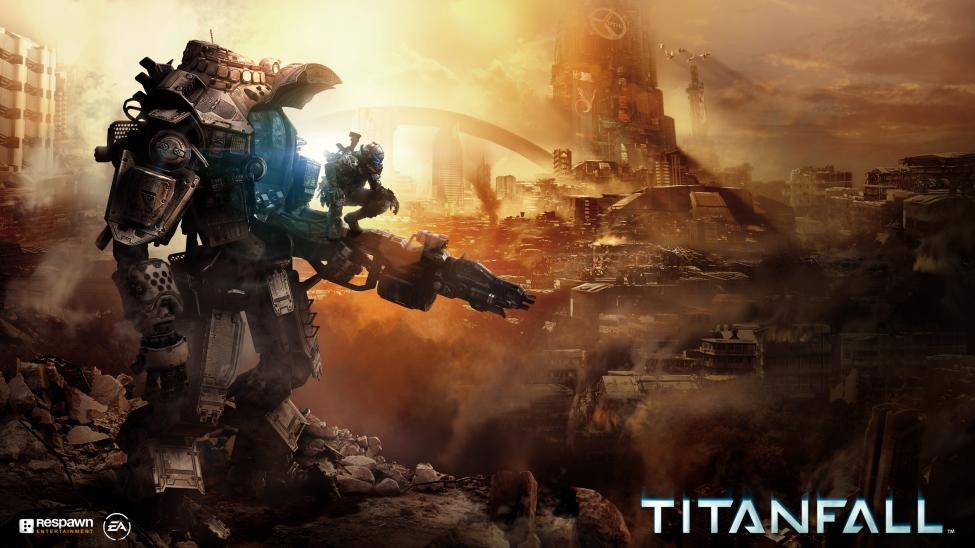 Illustration de l'article sur Titanfall