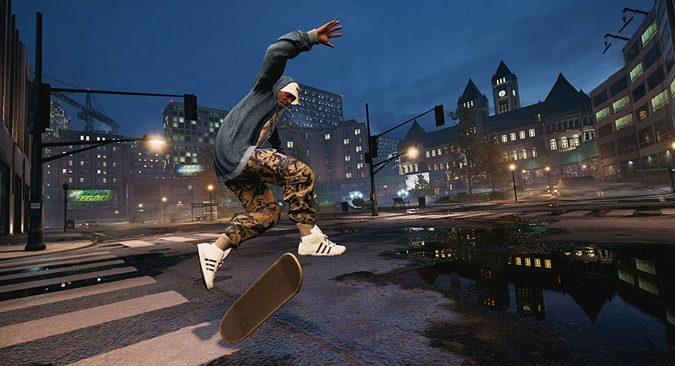 Illustration de l'article sur Tony Hawk's Pro Skater 1 + 2