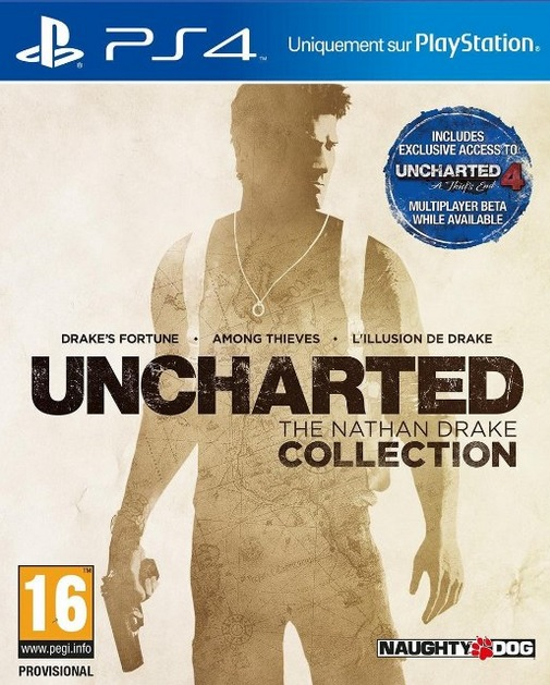 Retrouvez notre TEST : Uncharted : The Nathan Drake Collection  - 19/20