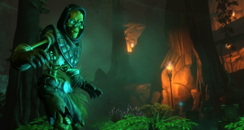 Illustration de l'article sur Underworld Ascendant en 2018 sur Steam