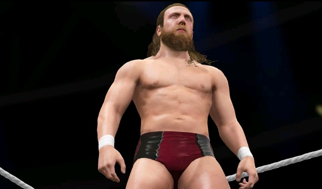 Illustration de l'article sur WWE 2K16