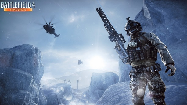 Illustration de l'article sur Battlefield 4 Final Stand  la nouvelle extension est disponible