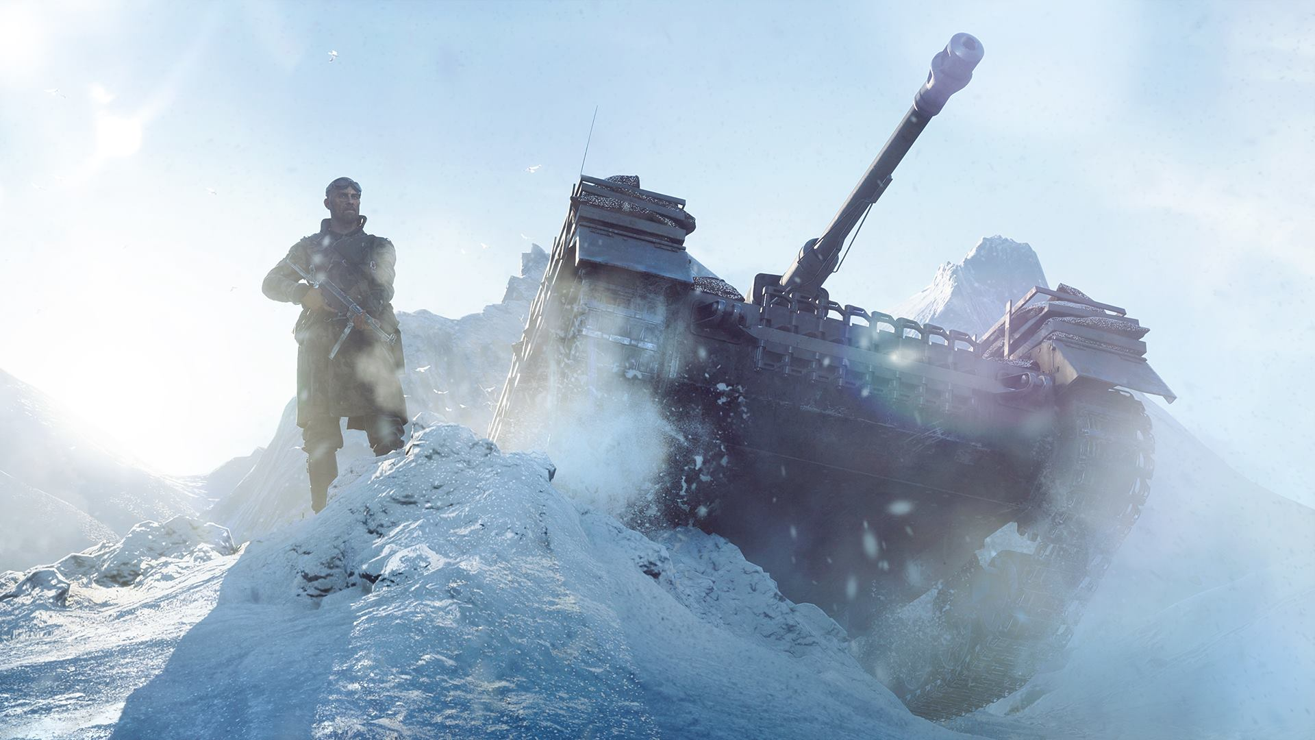 Illustration de l'article sur Battlefield V