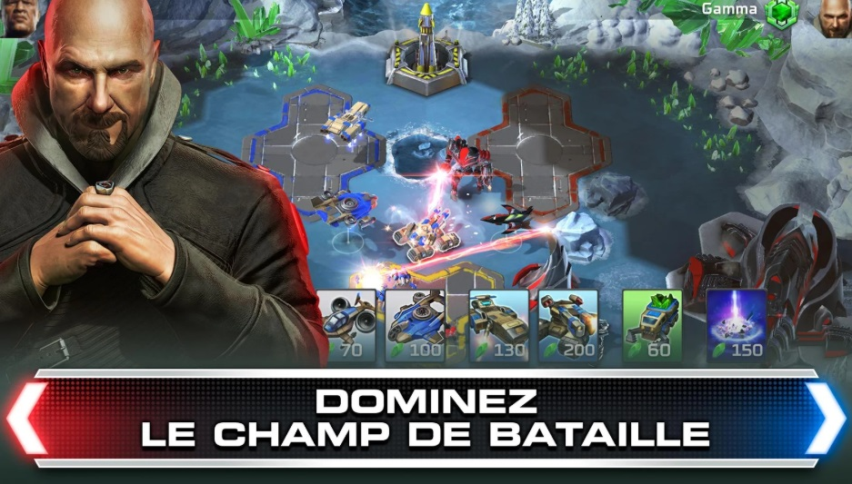 Illustration de l'article sur Command & Conquer :  Rivals est disponible !