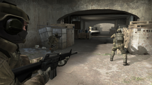 Illustration de l'article sur Counter-Strike Global Offensive