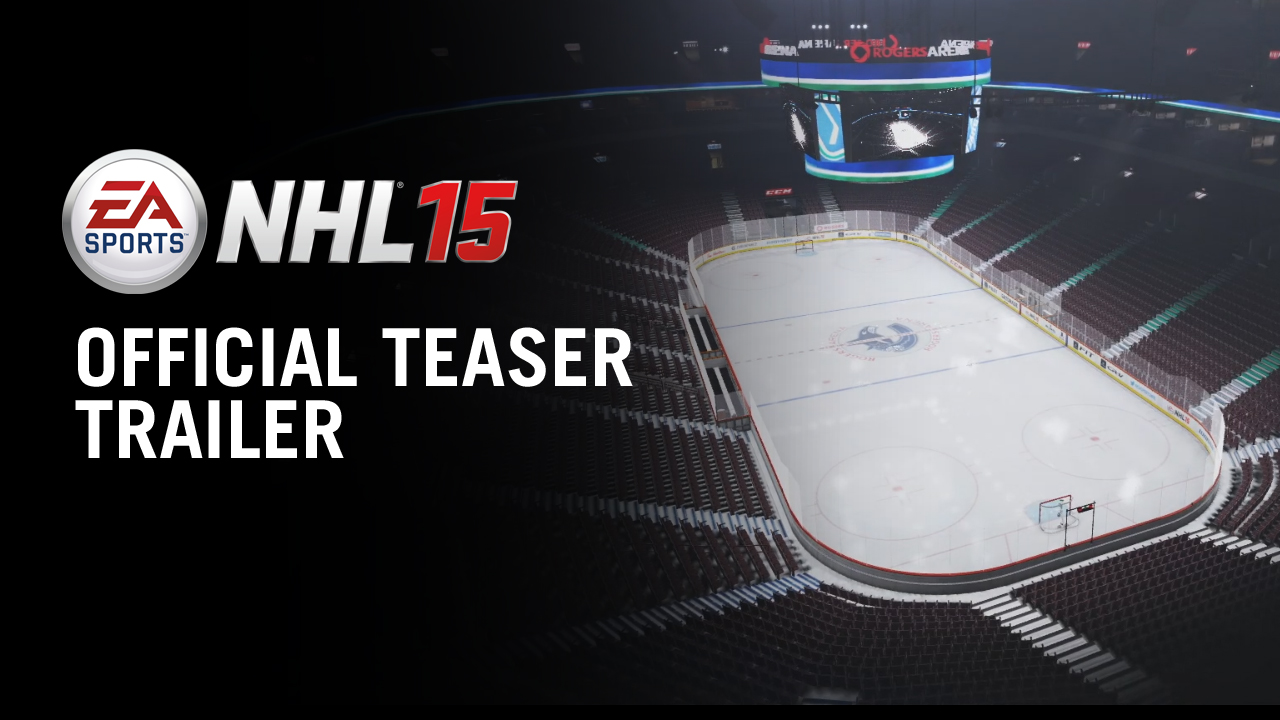 Illustration de l'article sur EA annonce NHL 15