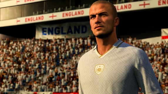 Illustration de l'article sur David Beckham de retourdans FIFA 21