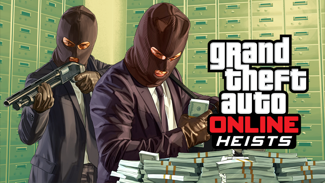 Illustration de l'article sur GTA Online Braquages maintenant disponible