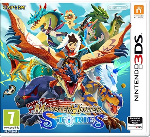 Retrouvez notre TEST : Monster Hunter Stories  - 16/20