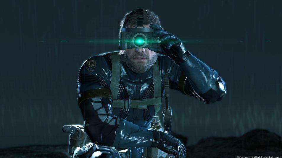 Illustration de l'article sur Metal Gear Solid V : Ground Zeroes est disponible aujourd'hui