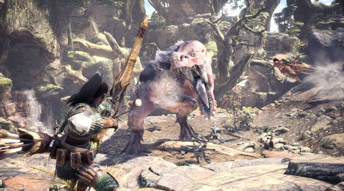 Illustration de l'article sur Monster Hunter: World donne plus de détails