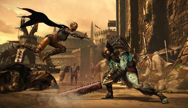 Illustration de l'article sur Mortal Kombat X