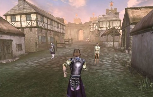 The Elder Scrolls III Morrowind<br>Rétro-compatible Xbox ONE