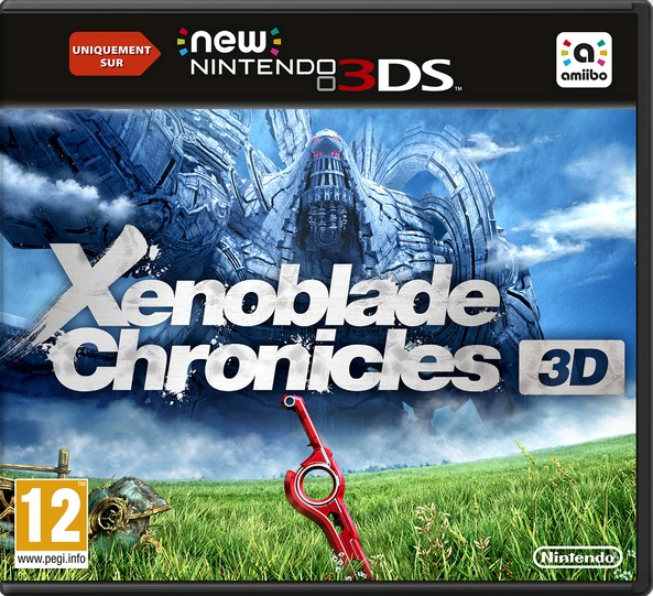 Illustration de l'article sur Xenoblade Chronicles 3D : le 2 avril prochain