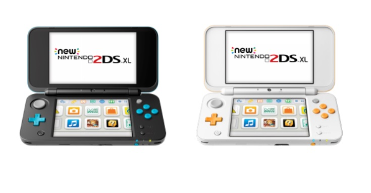 Illustration de l'article sur Nintendo annonce la New Nintendo 2DS XL