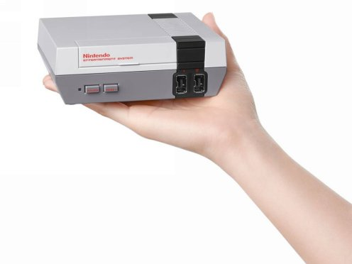 Illustration de l'article sur Nintendo Classic Mini: Nintendo Entertainment System