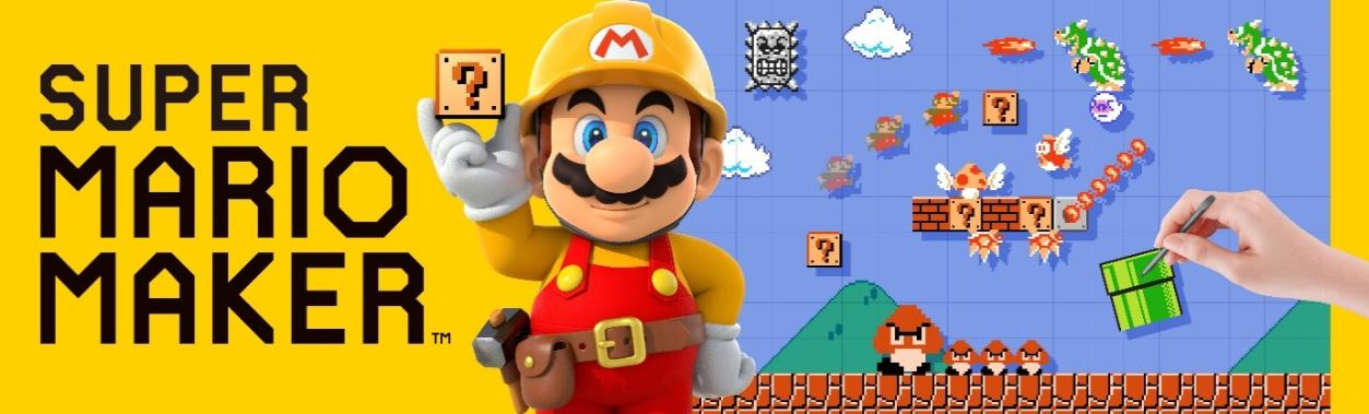 Illustration de l'article sur Super Mario Maker sera disponible le 11 septembre