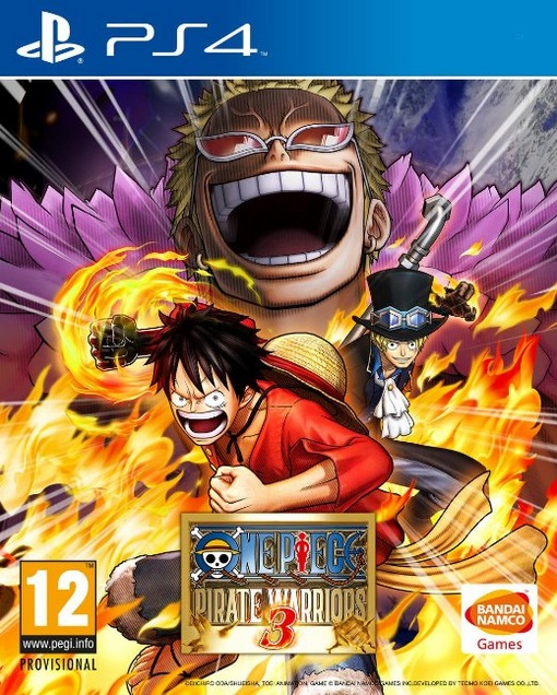 Retrouvez notre TEST : One Piece : Pirate Warriors 3  - 16/20