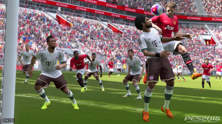 Illustration de l'article sur Pro Evolution Soccer 2015