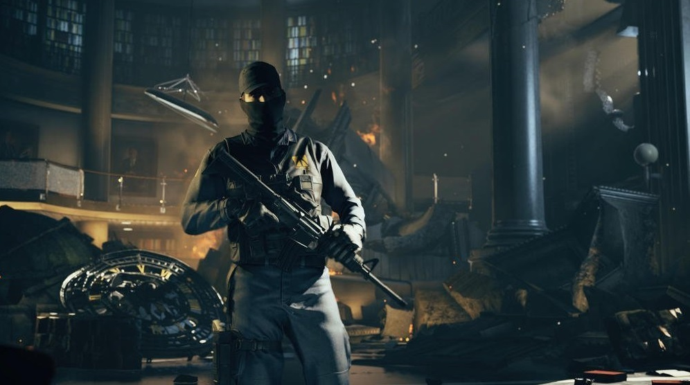 Illustration de l'article sur Quantum Break