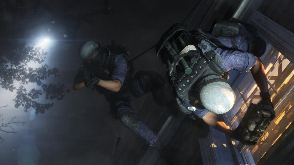 Illustration de l'article sur Tom Clancy's : Rainbow Six Siege