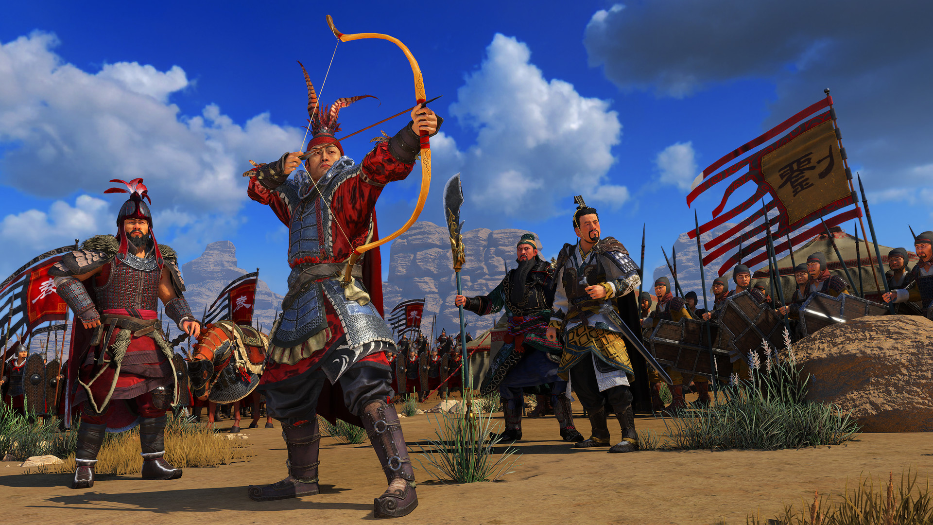 Illustration de l'article sur A World Betrayed pourTotal War: Three Kingdoms