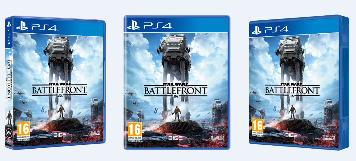 Illustration de l'article sur EA donne plus d'infos sur Star Wars Battlefront