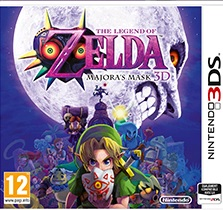 Retrouvez notre TEST :  The Legend of Zelda : Majora's Mask 3D  - 18/20
