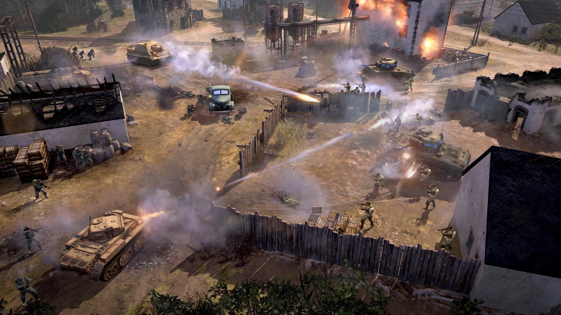 Illustration de l'article sur Company of Heroes 2 : Ardennes Assault