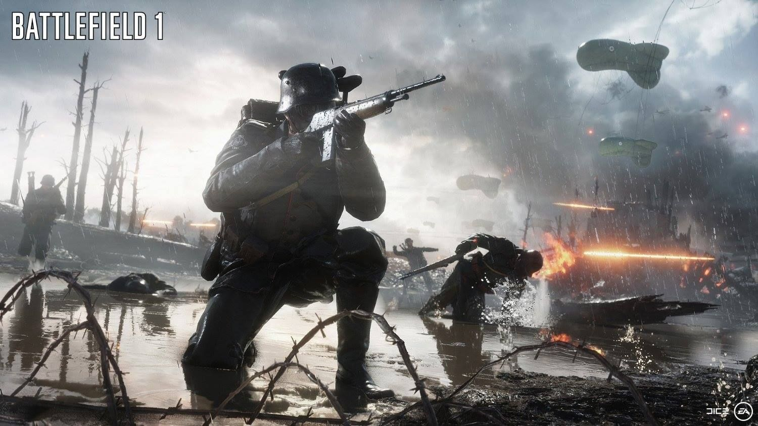 Illustration de l'article sur Battlefield 1