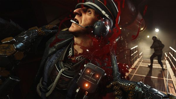 Illustration de l'article sur Wolfenstein II: The New Colossus - SWITCH