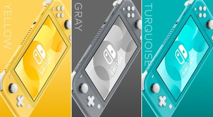 Illustration de l'article sur SWITCH Lite - Quand la Nintendo ne SWITCH plus !