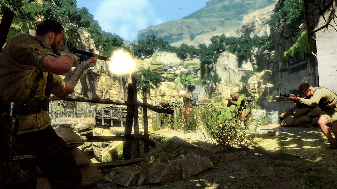 Illustration de l'article sur Sniper Elite 3Ultimate Edition Switch