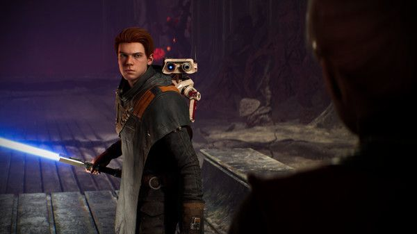 Illustration de l'article sur Star Wars Jedi: Fallen Orderest maintenant disponible