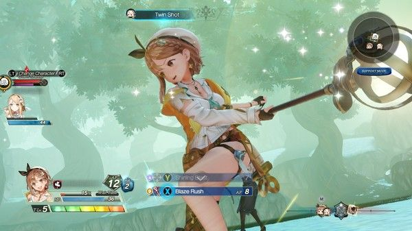 Illustration de l'article sur Atelier Ryza 2: Lost Legends & the Secret Fairy