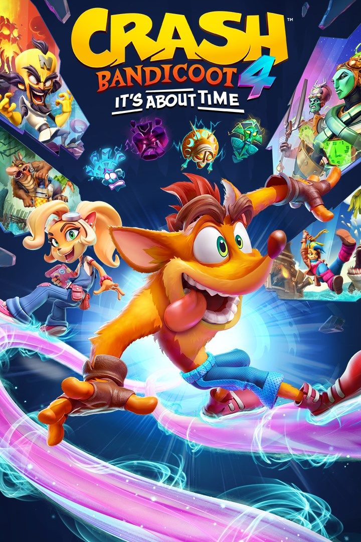 Retrouvez notre TEST : Crash Bandicoot 4 : It s About Time - PC