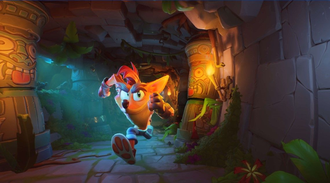 Illustration de l'article sur Crash Bandicoot 4 :It's About Time - PC