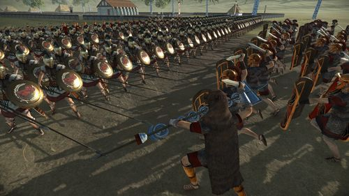 Illustration de l'article sur Total War: ROME REMASTEREDest disponible !