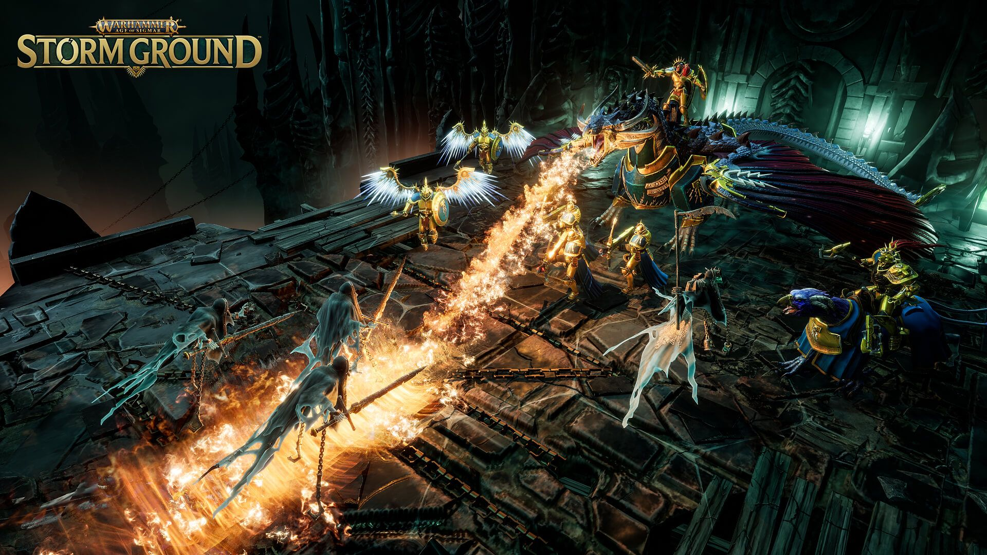 Illustration de l'article sur GAMEPLAY: Warhammer Age of Sigmar: Storm Ground