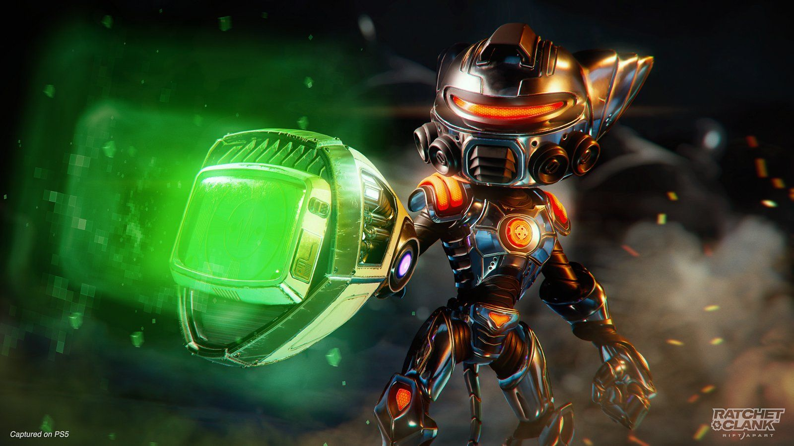 Illustration de l'article sur Ratchet & Clank : Rift Apart16 minutes de gameplay