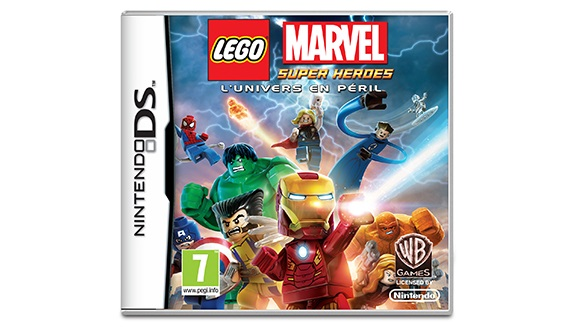 Illustration de l'article sur LEGO Marvel Super Heroes : L'Univers en Péril